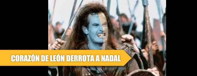 Murray sorprende a Nadal en Madrid 2015