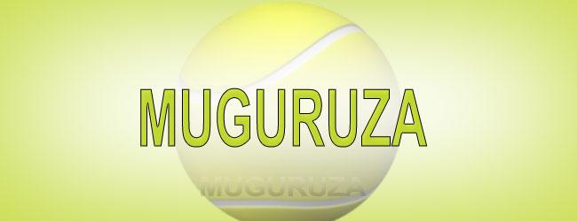 Garbiñe Muguruza