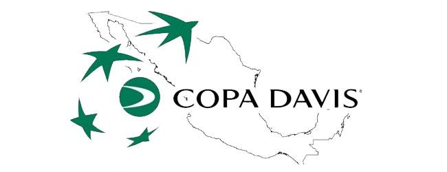 México enfrentará a Bolivia en Copa Davis