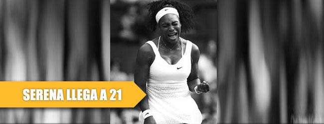 2015: el año histórico de Serena Williams