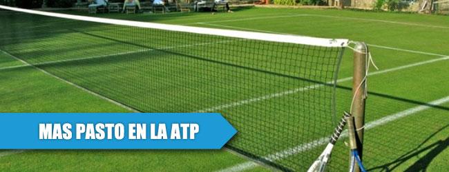 La ATP potencia el pasto
