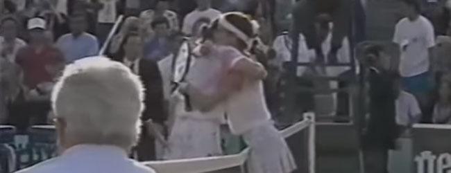 Gabriela Sabatini vs Mary Joe Fernandez