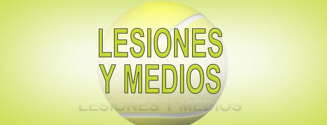 LESIONES Y MEDIOS