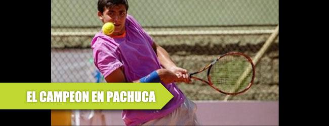 Raquetas mexicanas ceden ante las extranjeras en Pachuca