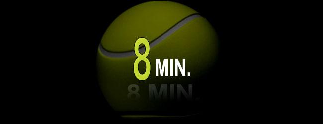 8 MIN.