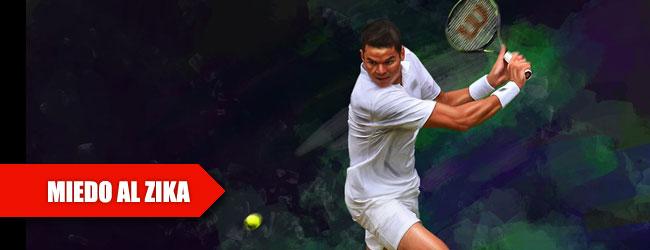 Rio, un destino con problemas para el tenis olímpico