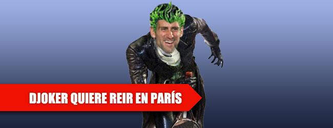 Djoker gana Roma con la mirada puesta en Roland Garros