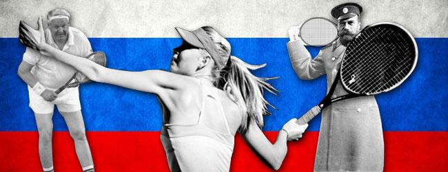 Lo que debes saber del tenis en Rusia, la sede de la Copa Mundial FIFA 2018