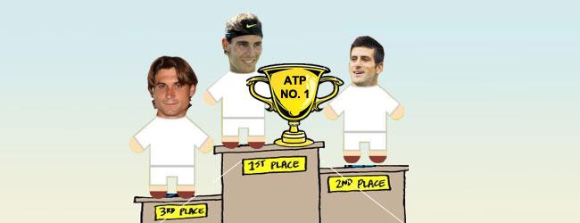 5 grandes cambios en el ranking ATP