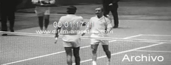 Pancho Gonzalez ganador del US Open 1948 y 1949