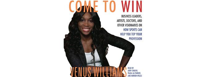 Venus Williams escribe un Best Seller