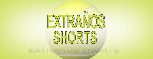EXTRAÑOS SHORTS
