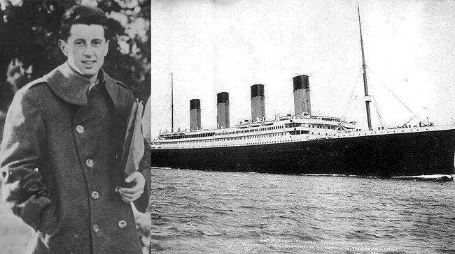 Los 2 tenistas que sobrevivieron el Titanic