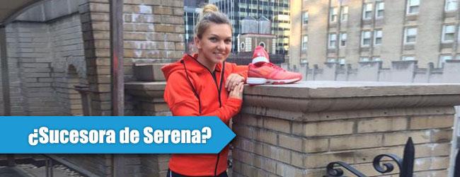 Halep, la elegida para sustituir a Serena en el número uno