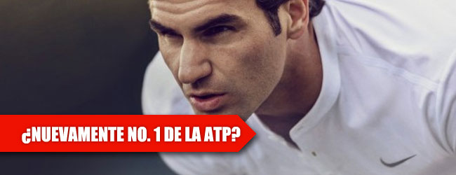 Federer inicia escalada al No. 1 de la ATP