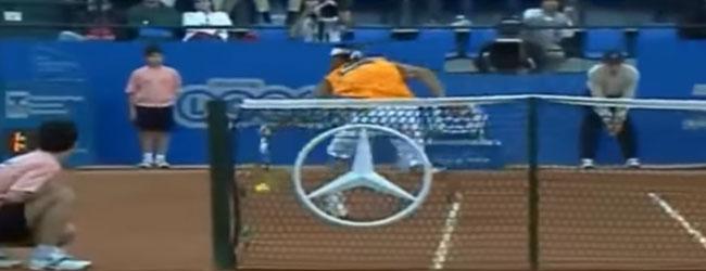 Rafael Nadal nunca da una bola por perdida