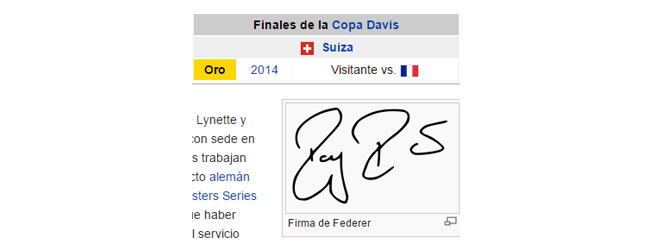 Federer amplía su leyenda