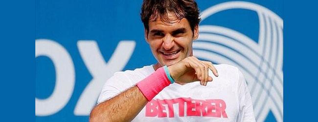 """Wilson y Nike hacen """"betterer"""" a Federer"""