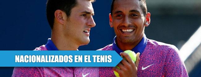 Australia asegura su futuro gracias al tenis de inmigrantes