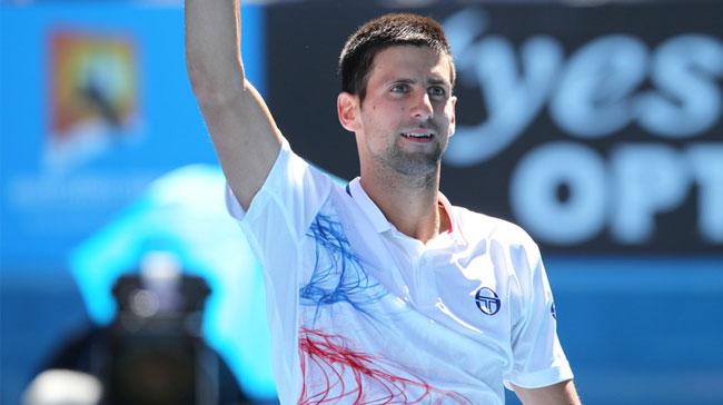 Serbia consiente a Novak como su hijo favorito