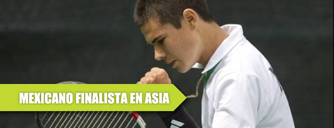 Lucas subcampeón en Indonesia
