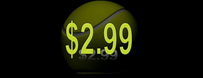 $2.99
