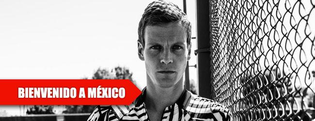 Berdych debuta en tierras mexicanas