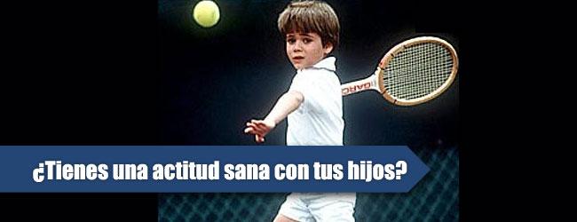 El deporte de entender bien a nuestros hijos deportistas