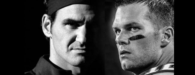 """""""Tom Brady, el Roger Federer del fútbol americano"""" de acuerdo a Le Parisien"""