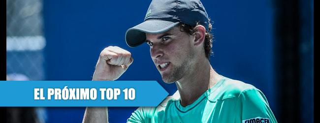 Thiem puede llegar al TOP 10 en dos semanas