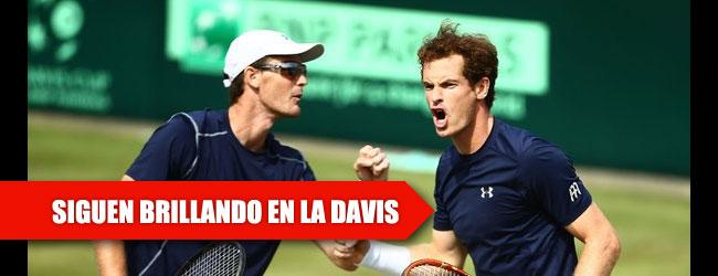 Serbia-Gran Bretaña, duelo estrella de cuartos de Copa Davis y gran lío en el equipo Australiano