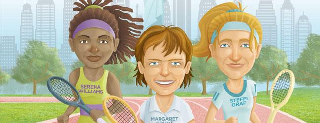 No te pierdas el nuevo número del US Open 2015 de la revista Flashtennis