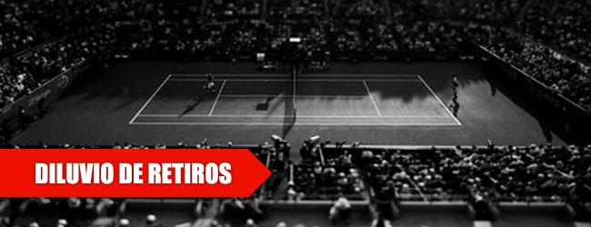 ¿A qué se debe tanto abandono en el US Open 2015?