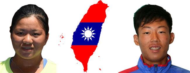 Juveniles TOP 10 ponen a Taiwán en el mapa