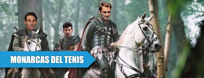 Los Millenials, los nuevos dueños del tenis