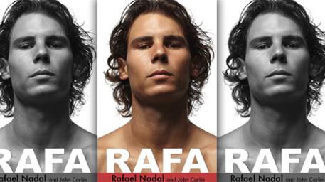 La autobiografía de Rafael Nadal