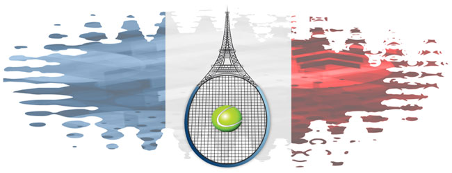 Racquet Eiffel Tower