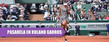 Roland Garros, pasarela de moda deportiva