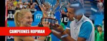 Tras 17 años, la Copa Hopman se queda en Australia