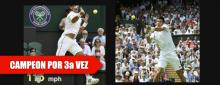 """Djokovic revalida y el """"Serena Slam"""""""