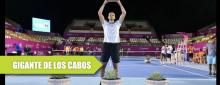 Karlovic, primer campeón del Abierto de Los Cabos