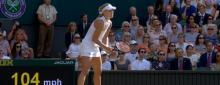 Angelique Kerber ganadora de Wimbledon 2018