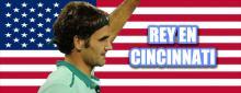 El sexto para Federer  y el primero de Serena en Cincinnati