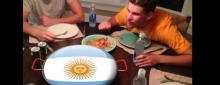 Thiem devora refrigerio en Argentina y ahora sigue Río