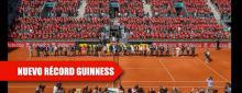 Madrid Open entra al libro de Récords Guinness
