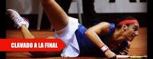 Francia desafiará el poder checo en Fed Cup