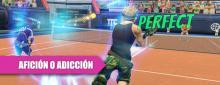 Drive virtual de las videoconsolas enfrenta a la realidad del tenis