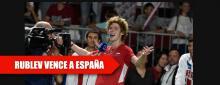 El descalabro de España en la Copa Davis