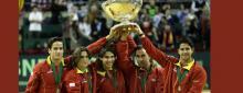 España, Rey del Tenis
