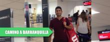 Rubio quiere medalla para México en Centroamericanos